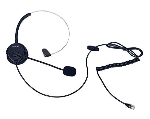 Coodio Telephone Headphone Microphone Cancelling product image
