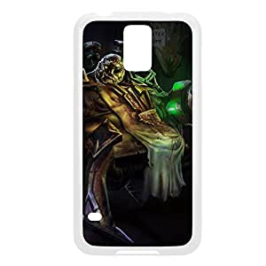 Urgot-006 League of Legends LoL case cover Samsung Galaxy S6 - Plastic White