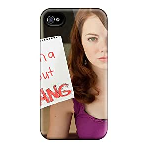HUT26004flwM Anti-scratch Cases Covers RoccoAnderson Protective Easy A Emma Stone Cases For Iphone 6