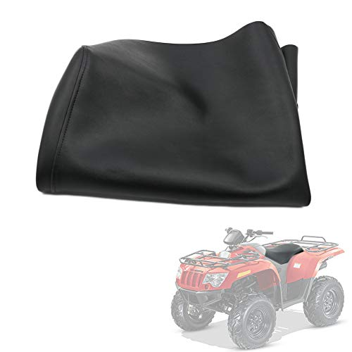 Motoparty Seat Cover Black For Arctic Cat 4X4 2X4 1996-2005 250 300 400 454 500 Bearcat (Arctic Cat Seat Covers)