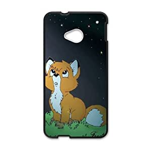 HTC One M7 Phone Case Cartoon Fox and the Hound Protective Cell Phone Cases Cover DFJ119970