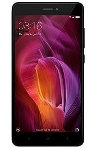 """Xiaomi Redmi Note 4 - Smartphone libre de 5.5"""" (4G, WiFi, Bluetooth, Snapdragon 625 2.0 GHz, 32 GB de ROM ampliable, 3 GB de RAM, cámara de 13 Mp, Android MIUI, dual-SIM), gris [versión española]"""