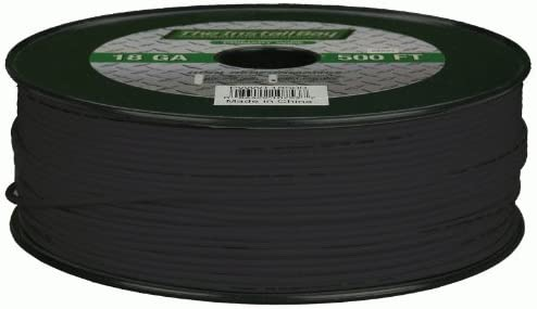 Install Bay PWBK16500 Primary Wire 16 Gauge - Black (500 Feet) 41wIffb4WtL