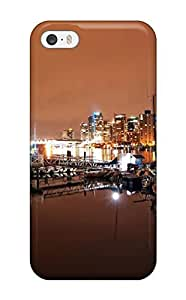 LgzdLkL1622nwjkr Faddish Vancouver Coal Harbour Nights Case Cover For Iphone 5/5s