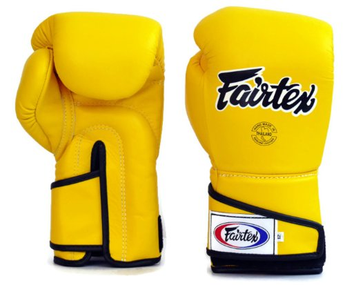Fairtex Stylish Angular Sparring Glove