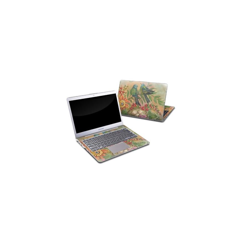 Splendid Botanical Design Protective Decal Skin Sticker for Samsung Series 5 13.3 inch Ultrabook PC 530U38 A01 Computers & Accessories