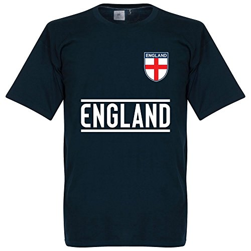 England Sterling 7 Team T-Shirt - navy