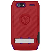Trident Build Your Own KRAKEN A.M.S. Case for Droid Razr Maxx - Retail Packaging - Maroon/Purple