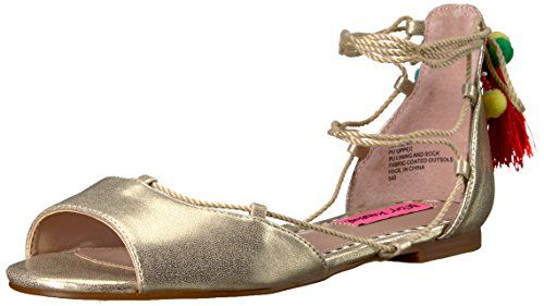 Metallic Betsey Sandal Women's Abree Dress Johnson Gold pZYwpq4