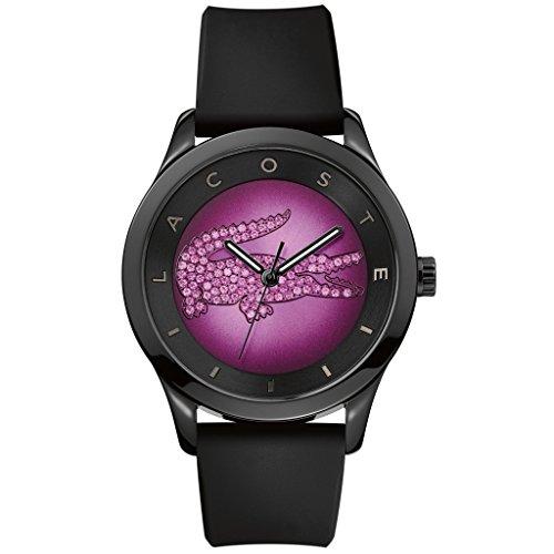 Lacoste-Damen-Armbanduhr-Analog-Quarz-Silikon-2000918