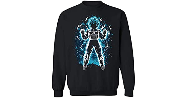 Dragon Ball Son Goku Ugly Christmas Saiyan Xmas Dragonball Z Crewneck Pullover Sweatshirt