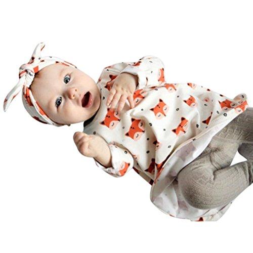 infant fox dress - 9
