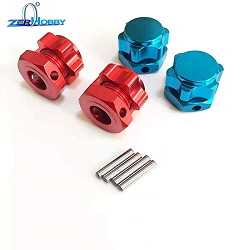 85711 HSP 1 8 Model car 17MM tire dustproof Combination 94762 94081 and Other General Purpose   bluee