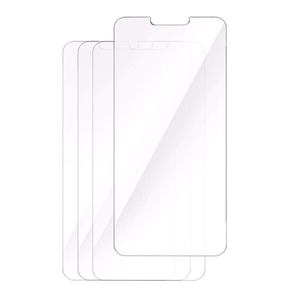 Winkey HD Clear 5X Stronger Tempered Glass Screen Protector Film for iPhone 11 6.1-Inch 4pcs