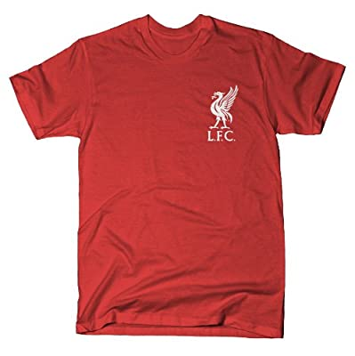 Official Liverpool FC Steven Gerrard Hero T-Shirt