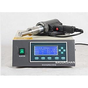 Ultrasonic Plastic Welding Machine 1000w Portable Ultrasonic Spot Welder Plastic Welder