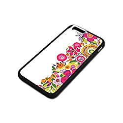 iPhone 6 6S Case,Vera Bradley Style [PC+ TPU] Case iPhone 6 6S 4.7-Inch Anti-Scratch Shock-Absorbing Bumper Back Panel Protective Cover