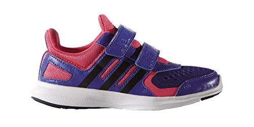 Pink Trainers Black Black Purple Boys' adidas x5R0II