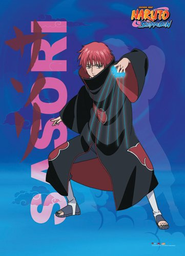 Great Eastern Entertainment Naruto Shippuden Sasori Wall Scr