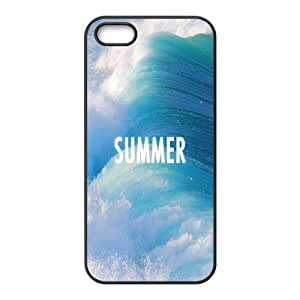 DIY Phone Cover Custom Ocean For iPhone 5, 5S NQ5743114
