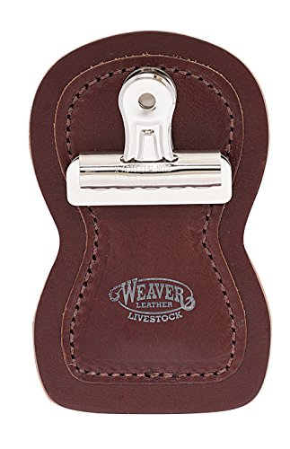 Weaver Leather Livestock Leather Show Number Holder
