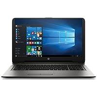HP 17.3 HD+ Laptop Computer, Intel Dual Core i3-5005U 2.0GHz CPU, 8GB RAM, 1TB HDD, DVDRW, RJ-45, USB 3.0, WIFI, Bluetooth, HDMI, Windows 10 Home (Certified Refurbished)