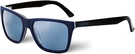 Polarized PC Green Sunglasses VL 1308 0001 1721 Vuarnet Matte Black