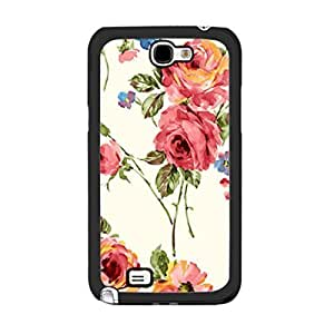 High Impact Vogue Flowers For Case Iphone 6 4.7inch Cover Elegant Colorful Floral Leaves Print cell phone Skin 5mRdU5v6fXm