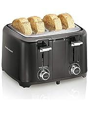 Hamilton Beach 24217 Hamilton Beach 4 Slice Toaster, Black