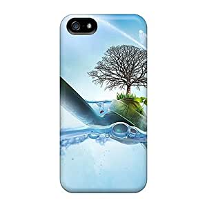 Premium 3d Phone Back Covers Snap On Cases For Iphone 5/5s