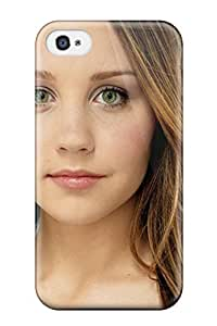5315298K15776611 For Iphone Protective Case, High Quality For Iphone 4/4s Amanda Bynes Skin Case Cover