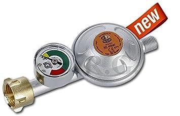 Gasschlauch Regler Manometer 50mbar Propangasschlauch 3 Größen