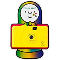 Yellow Piece Vivitar ultra Wide Lens Camera Series powershovel superheadz