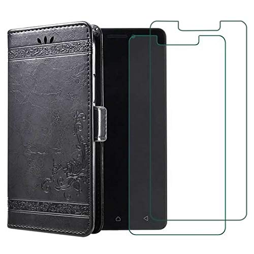 separation shoes a132c 417c3 Amazon.com: Wallet Case for Lenovo Vibe P1M, Vintage PU Leather ...