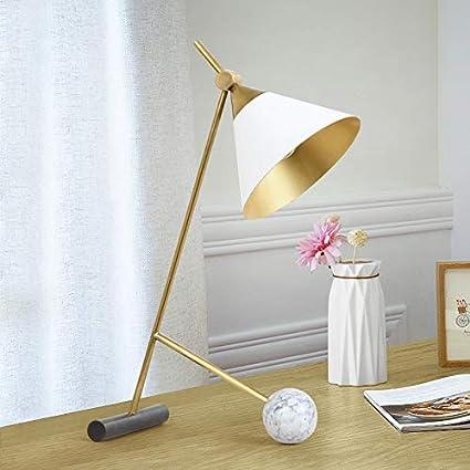 JINSH Home Moda Minimalista Moderna lámpara de Mesa nórdica ...