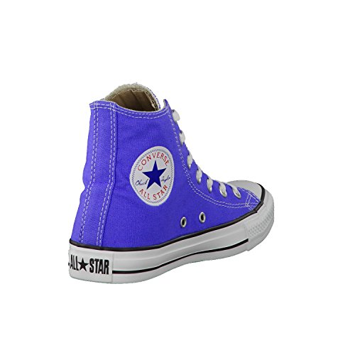 Converse Star Season blue Hi Détente Blu b Taylor Chuck All Adulte streetwear Mixte wqUwT