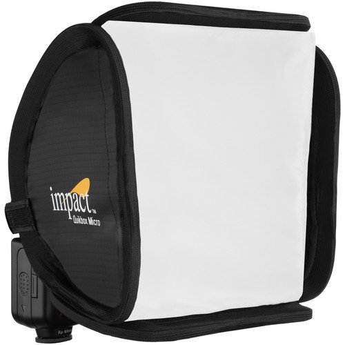 Impact Quikbox Micro On-Camera Softbox (9 x 9