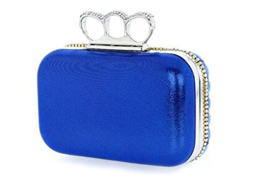 Pochette Soirée Européen Américain Sac Sac Strass Et Blue Mode FZHLY Hw6x8qCw