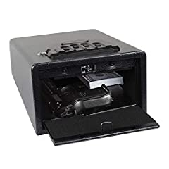 When you need to keep your handgun, cash and valuables securely hidden yet quickly and easily accessible,our Q235 carbon steel gun safe is your perfect security guard We know that security and reliability are prevailing Priorities when you ne...