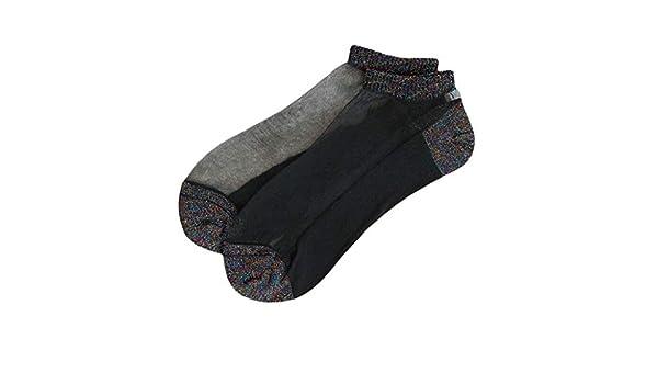 Foruu - Calcetines de verano para mujer, con purpurina y ...