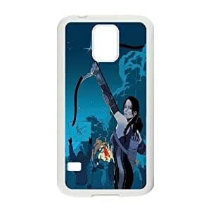Yo-Lin case Style-4 - TV Show The Hunger Games For Samsung Galaxy S5