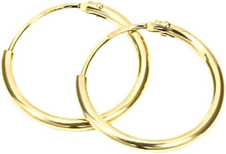 PAAR echt 585 gelb GOLD OHRSTECKER Cubic Zirkonia Solitär OHRRINGE OHRHÄNGER TOP