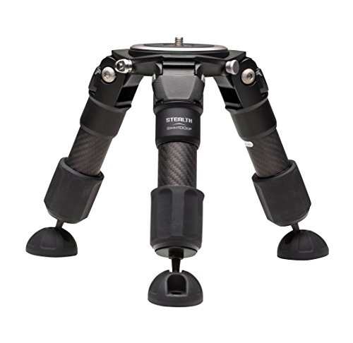 Induro Tripods GIHH100CP Baby Grand CF Tripod, 2 Sections, 100mm (Black)