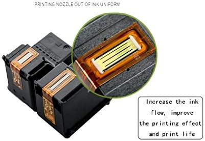 GYBN La Impresora Puede Rellenar Cartuchos de Tinta de Color Negro ...