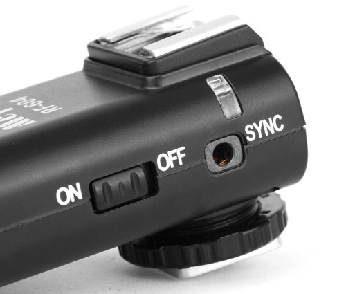 Meyin RF-604 RF604 2 Transceiver Wireless Trigger + Shutter Release for Nikon
