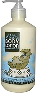 Everyday Shea Body Lotion Unscented 16 fl oz (475 ml)