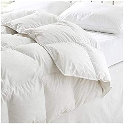 2.5 TOG GOOSE FEATHER AND DOWN DUVET