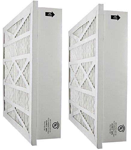 16x25x5 (15.75x24.75x4.38) MERV 8 Aftermarket Honeywell Replacement Filter (2 Pack)