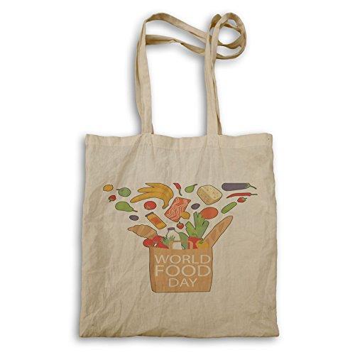 Welt Lebensmittel Tag Obst Tragetasche r252r