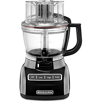 Amazon Com Kitchenaid 13 Cup Food Processor With Exact
